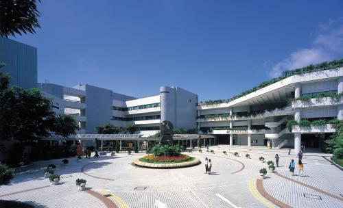 香港城市大学 City Univers