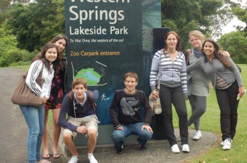 新西兰西泉中学western springs college