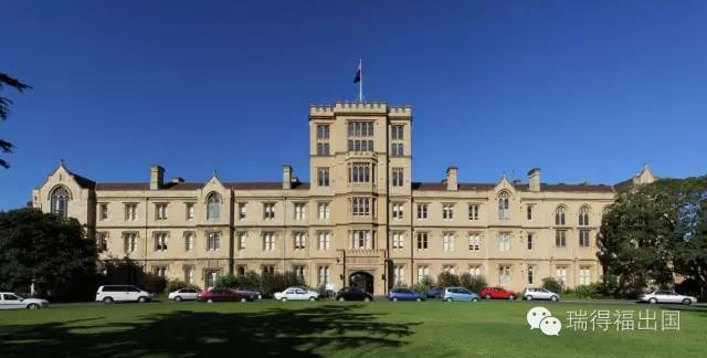 <b>【每日一校】The University of Melbourne澳大利亚墨尔</b>