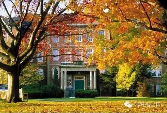 <b>每日一校】UNB新布伦瑞克大学:这8个理由让你不</b>