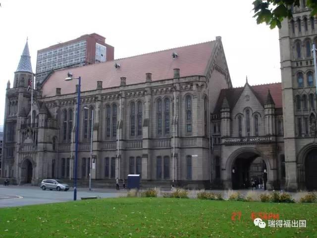 <b>【每日一校】曼彻斯特大学UOM:最受雇主青睐的</b>