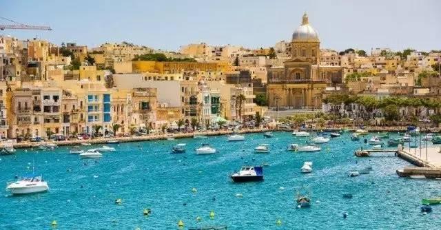 世界上唯一四位一体的国家--马耳他