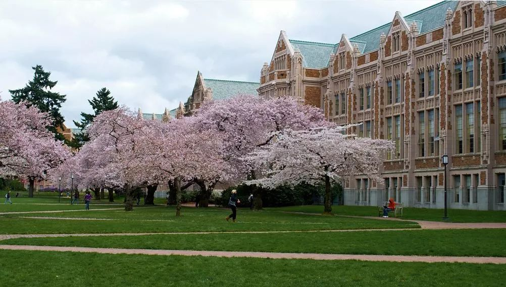 美国最美大学 vs 英国最美大学,你更想去哪所学校?
