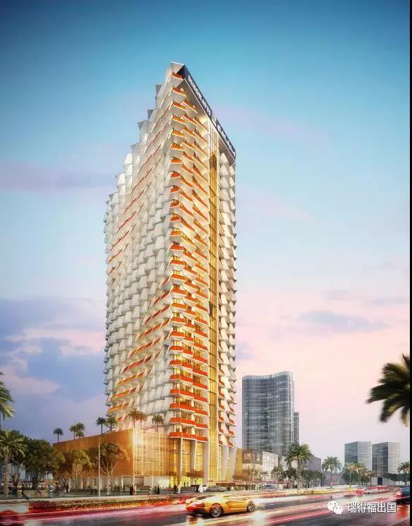 邀请函 | 12月15日:去迪拜当房东!迪拜市中心高端精装海滨公寓推介会